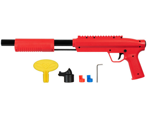 Gotcha - Valken  .50 Caliber Shotgun Paintball Marker - Red