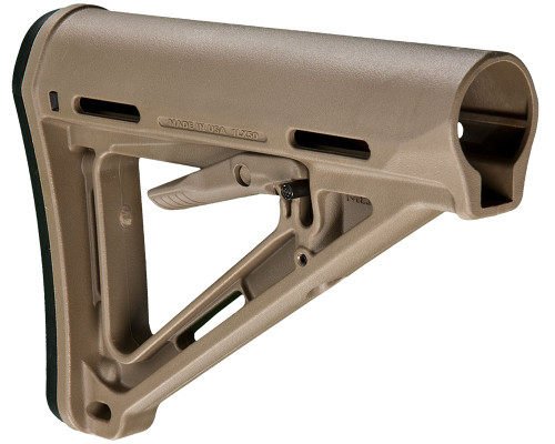 Magpul MOE (Mil-Spec) Airsoft Stock For for AR15/M16 Rifles
