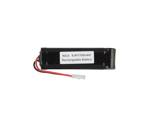 ANS Xtreme NiCAD Battery - 8.4V, 1700mAh - Large Style