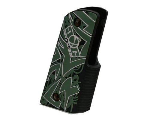 Gen X Global 45 Frame Rubber Grip - Tribal