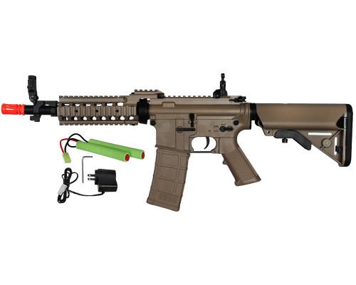 """Tippmann BT RIS AEG Airsoft Rifle - M4 10.5"""" CQB"""