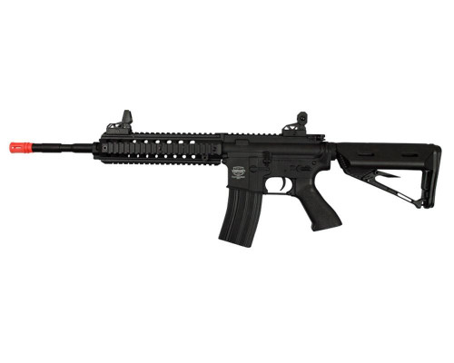 Valken Electric AEG Airsoft Rifle - Battle Machine V2.0 MOD-L