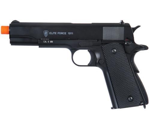 Elite Force CO2 Blow Back Airsoft Hand Gun - 1911 A1