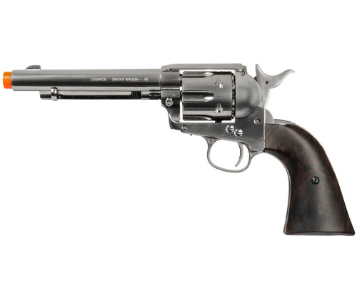 Legends CO2 Airsoft Pistol - Smoke Wagon Revolver