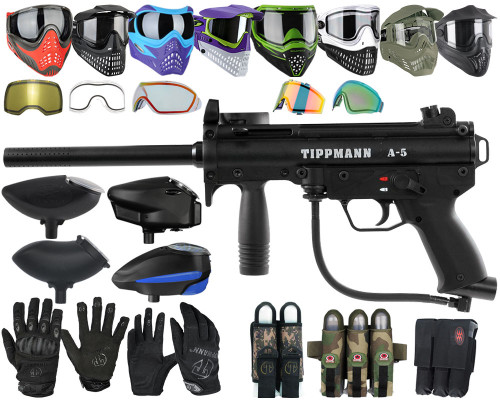 Tippmann Holiday Package - A5 w/ Response Trigger