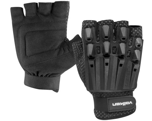 Valken Alpha Half Finger Armored Gloves