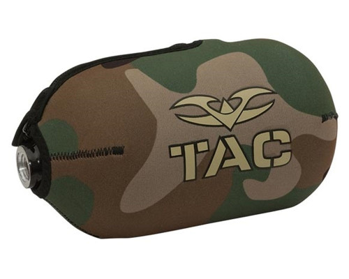 Valken V-TAC HPA Bottle Cover - Woodland