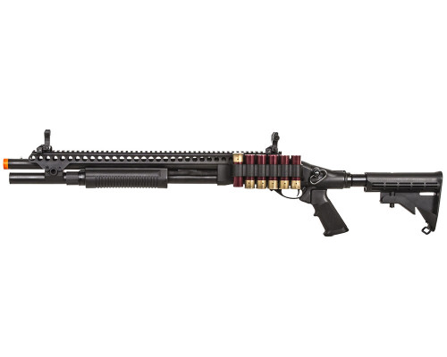Jag Arms Gas Airsoft Gun - Scattergun SP Shotgun