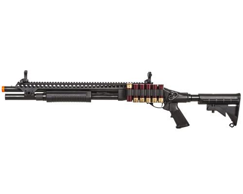 Jag Arms Gas Airsoft Gun - Scattergun SP Shotgun