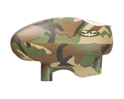 Valken V-MAX Paintball Loader - Woodland