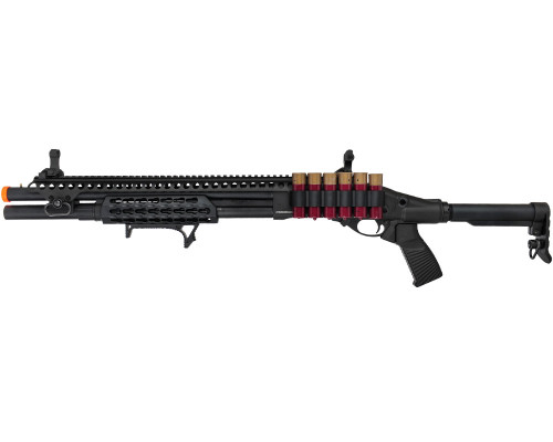 Jag Arms Gas Airsoft Gun - Scattergun SPX Shotgun