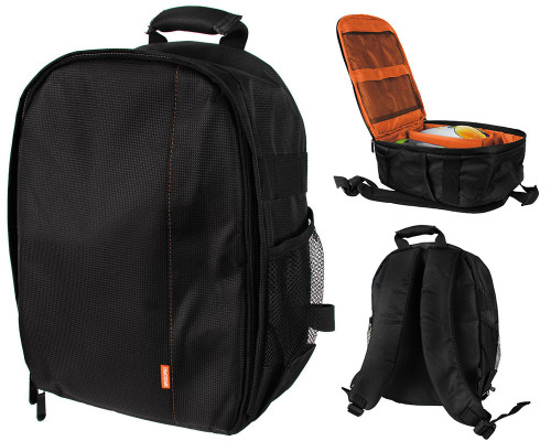 Warrior Casual Style Backpacks w/ Compartments