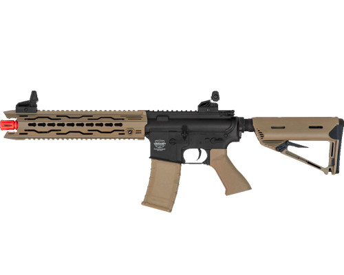 Valken Electric AEG Airsoft Rifle - Battle Machine V2.0 TRG-M
