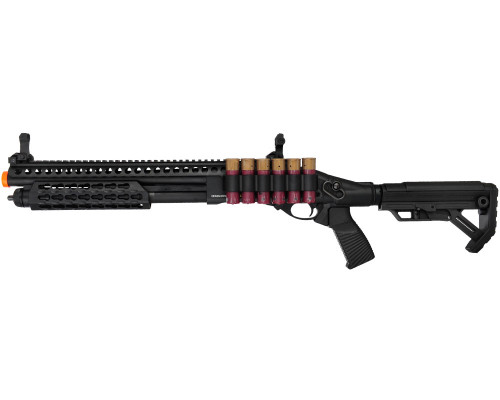 Jag Arms Gas Airsoft Gun - Scattergun SPX2 Shotgun