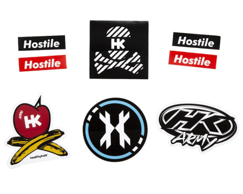 HK Army Sticker Packet - Icon