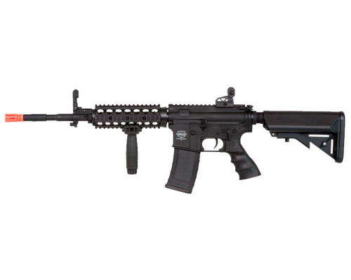 Valken Electric AEG Airsoft Rifle - Battle Machine V2.0 TCC
