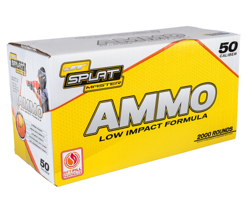 JT SplatMaster 2000ct Ammo Box