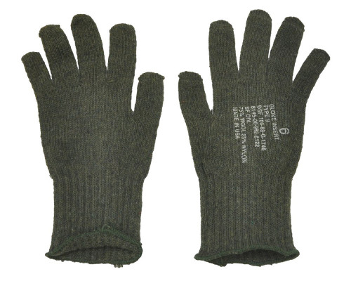 Glove Inserts  - Olive (1 Pair)