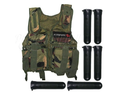 CORE Tactical Operations Vest Package