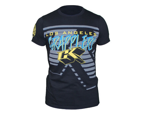 Contract Killer T-Shirt - LA Grapplers