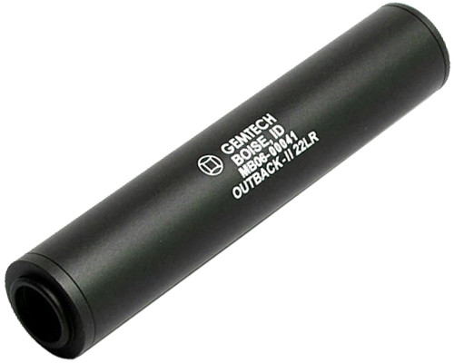 Madbull Mock Suppressor Barrel Extension (CCW) - Gemtech Outback