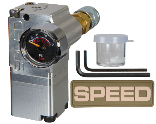 Speed Airsoft HPA Regulator Pressure Kit - Sport Edition (SA5100)