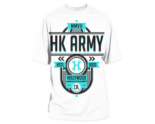 HK Army T-Shirt - Deco