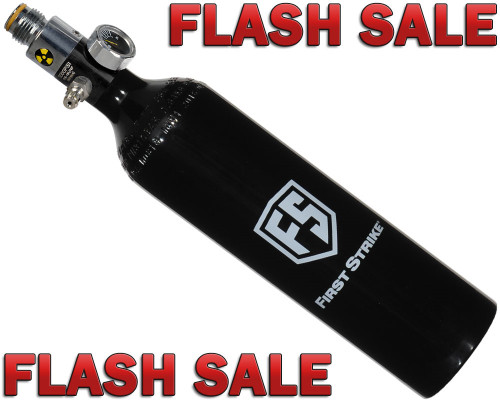 FLASH SALE - First Strike Guerrilla Compressed Air Paintball Tank - 26/3000