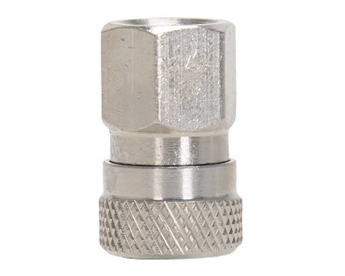 Ninja Paintball - Stainless Steel HPA Quick Disconnect (Female)