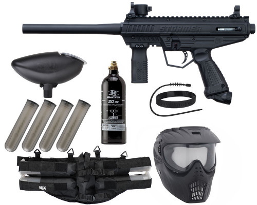 Tippmann Gun Package Kit - Stormer - Epic