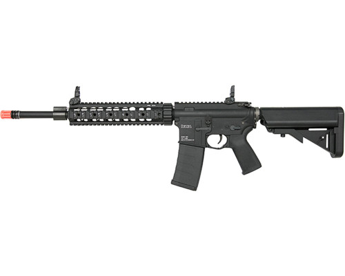 KWA Electric Airsoft Rifle - RM4 SR10 ERG AEG 3