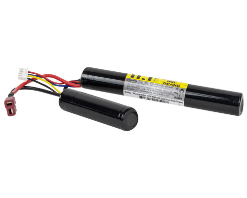 Valken Energy Airsoft Battery - Li-Ion 11.1V 2500mAh Split Dean (High Output) (95928)