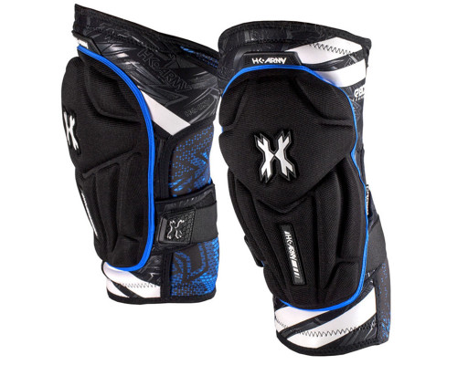 Hk Army Crash Knee Pads - Radical Blue