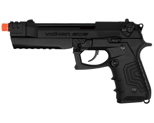 Valken CO2 Blow Back Airsoft Pistol - AP92 (94150)