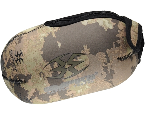 Empire Battle Tested Paintball Tank Cover - Terrapat