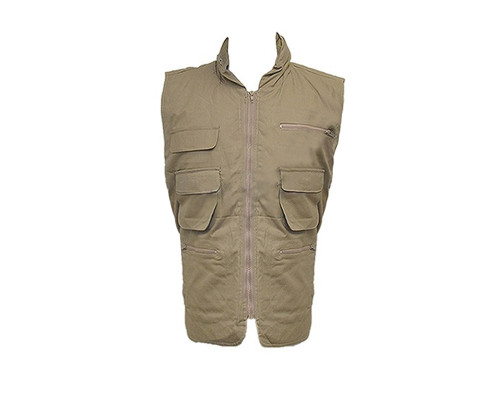 Weather Rite Ranger Vest - Cold Weather Khaki