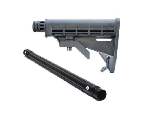 "Collapsible Stock and 20"" Sniper Barrel Combo - 98 Custom"