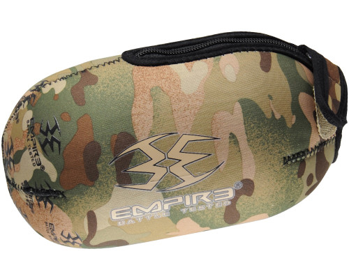 Empire Battle Tested Paintball Tank Cover - E-TACS