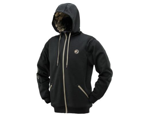 Dye Hooded Pull Over Sweatshirt - Cornice