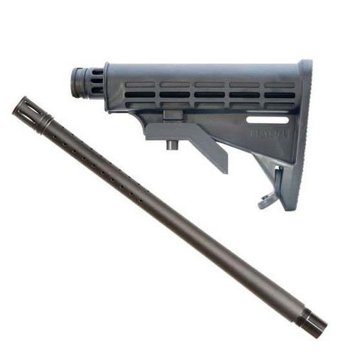 """Collapsible Stock and 16"""" Tactical Barrel Combo - 98 Custom"""