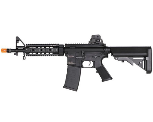 KWA Electric Airsoft Rifle - KM4 SR7 (Black)
