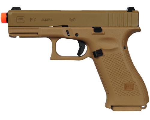 Glock Gas Blow Back Airsoft Hand Gun - G19X