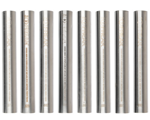 Smart Parts Complete Freak Barrel Stainless Steel Insert Kit (Inserts Only)