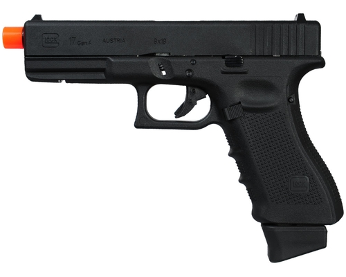 Glock CO2 Blow Back Airsoft Hand Gun - G17 Gen 4