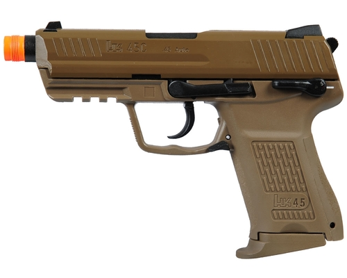 H&K Gas Blow Back Airsoft Hand Gun - HK45CT Compact