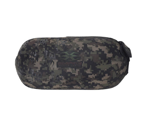 Empire Battle Tested Paintball Tank Cover - Woodland Digi