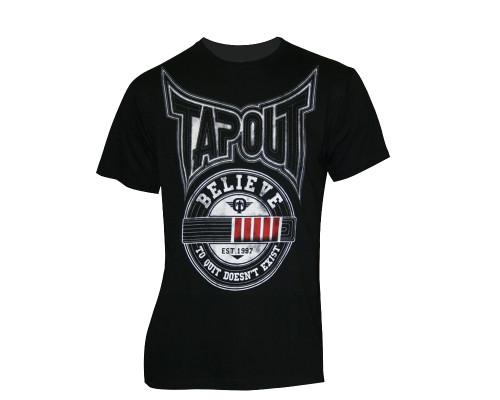 Tapout T-Shirt - Black Belt