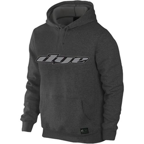 Dye ID Pullover Hoodie Sweatshirt - Charcoal