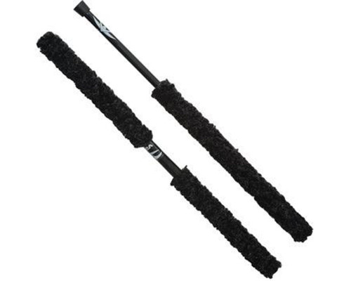 Valken Barrel Swab Combo - 1 Flex & 1 Straight (Black)