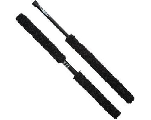 Valken Barrel Swab Combo - 1 Flex & 1 Straight (Black)